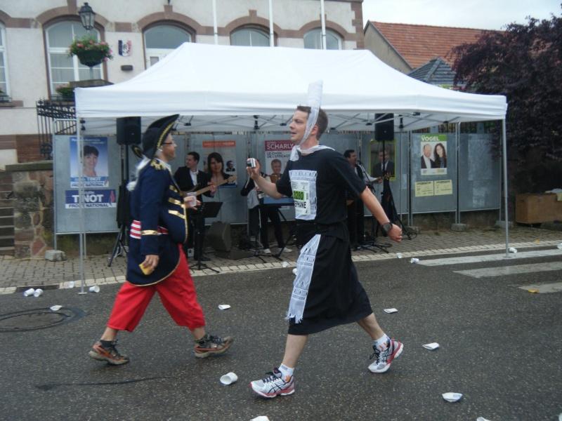 2 et 3 juin 2012 ,8ème édition du Marathon du Vignoble d'Alsace Marath13