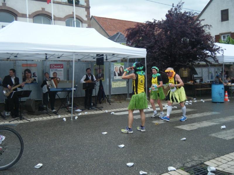 2 et 3 juin 2012 ,8ème édition du Marathon du Vignoble d'Alsace Marath16