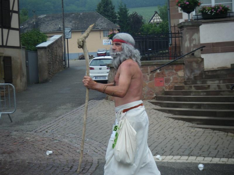2 et 3 juin 2012 ,8ème édition du Marathon du Vignoble d'Alsace Marath18