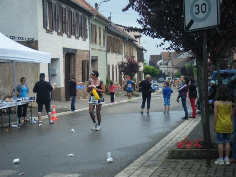 2 et 3 juin 2012 ,8ème édition du Marathon du Vignoble d'Alsace Marath19