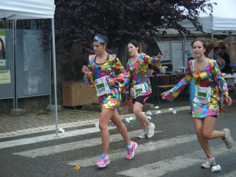 2 et 3 juin 2012 ,8ème édition du Marathon du Vignoble d'Alsace Marath20
