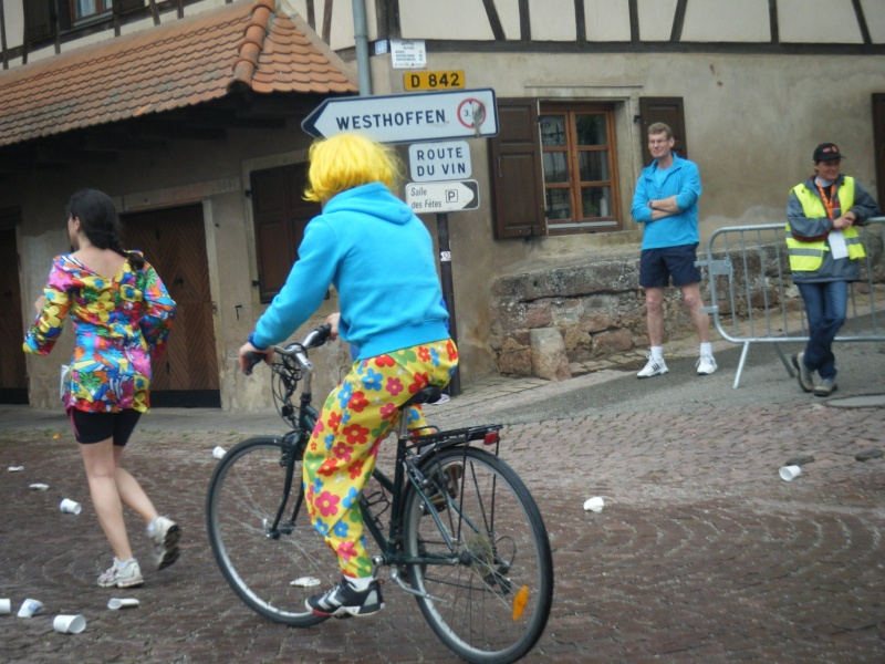 2 et 3 juin 2012 ,8ème édition du Marathon du Vignoble d'Alsace Marath21