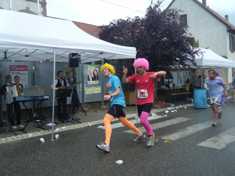 2 et 3 juin 2012 ,8ème édition du Marathon du Vignoble d'Alsace Marath22