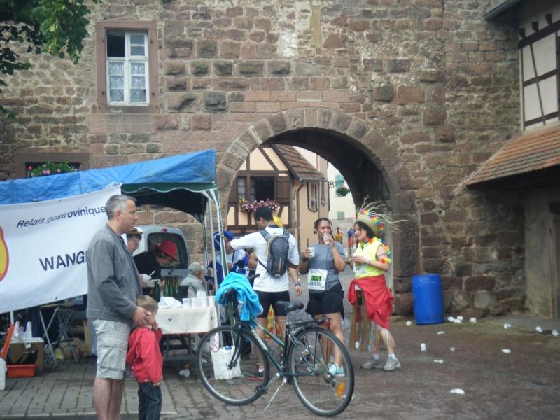 2 et 3 juin 2012 ,8ème édition du Marathon du Vignoble d'Alsace Marath23