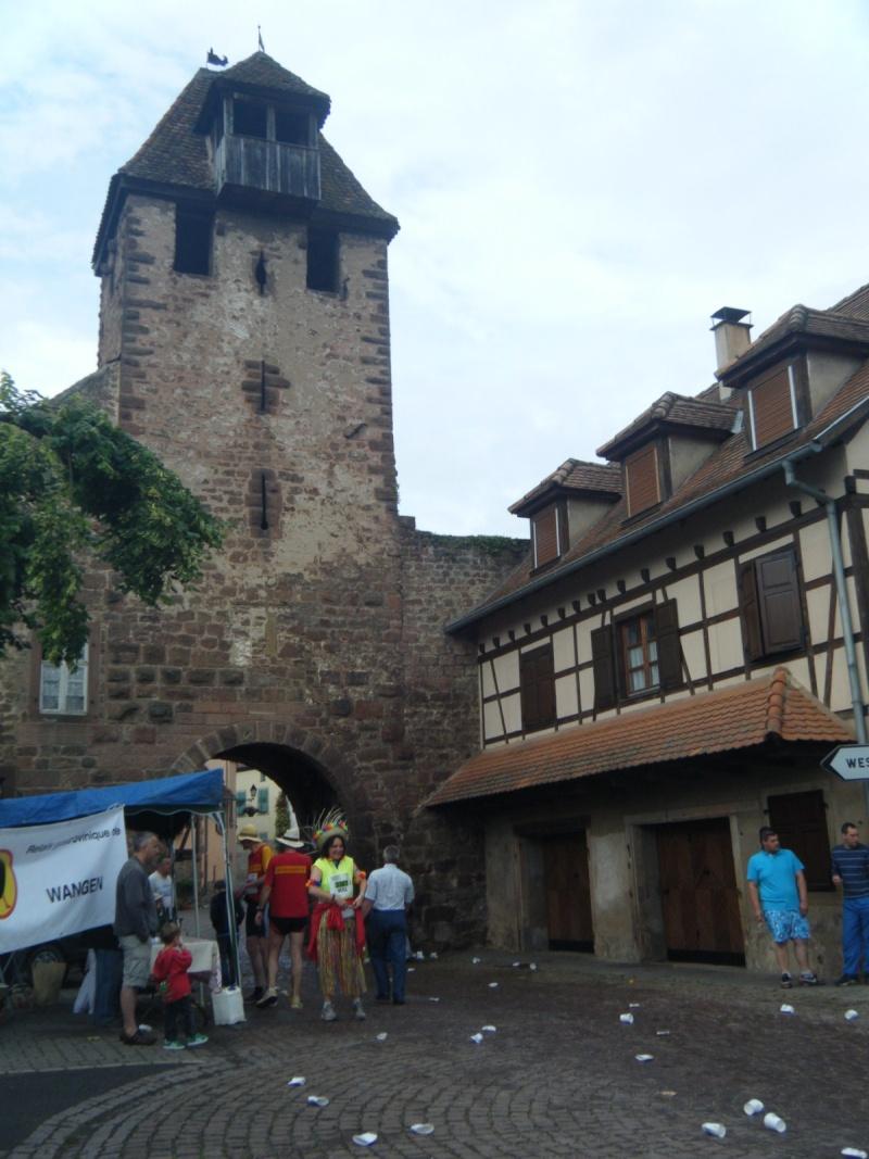 2 et 3 juin 2012 ,8ème édition du Marathon du Vignoble d'Alsace Marath25