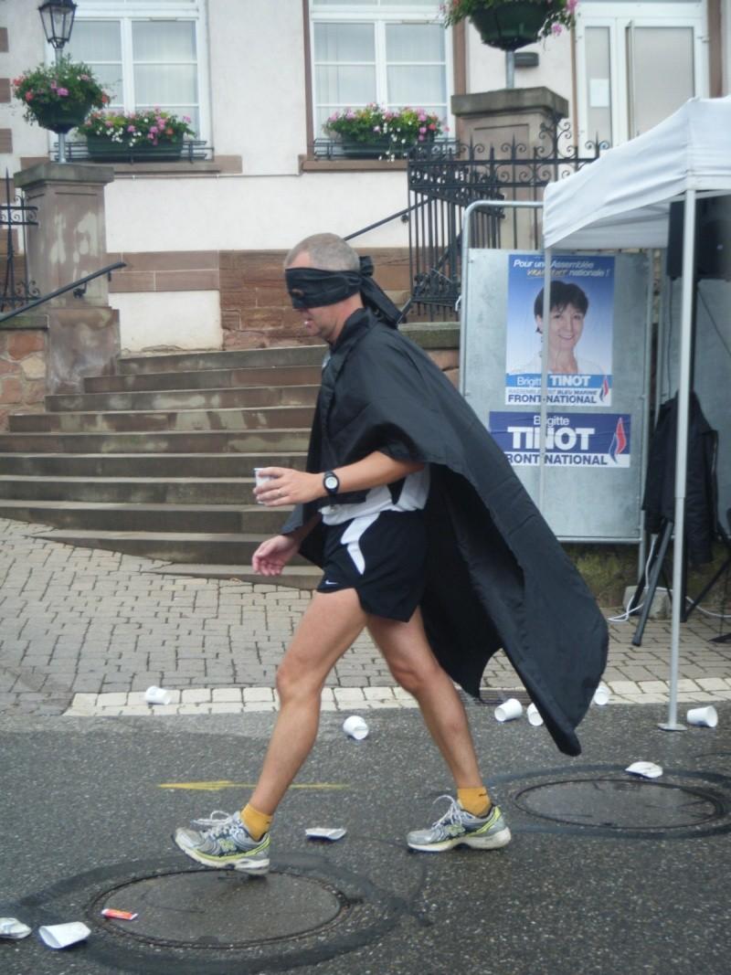 2 et 3 juin 2012 ,8ème édition du Marathon du Vignoble d'Alsace Marath27