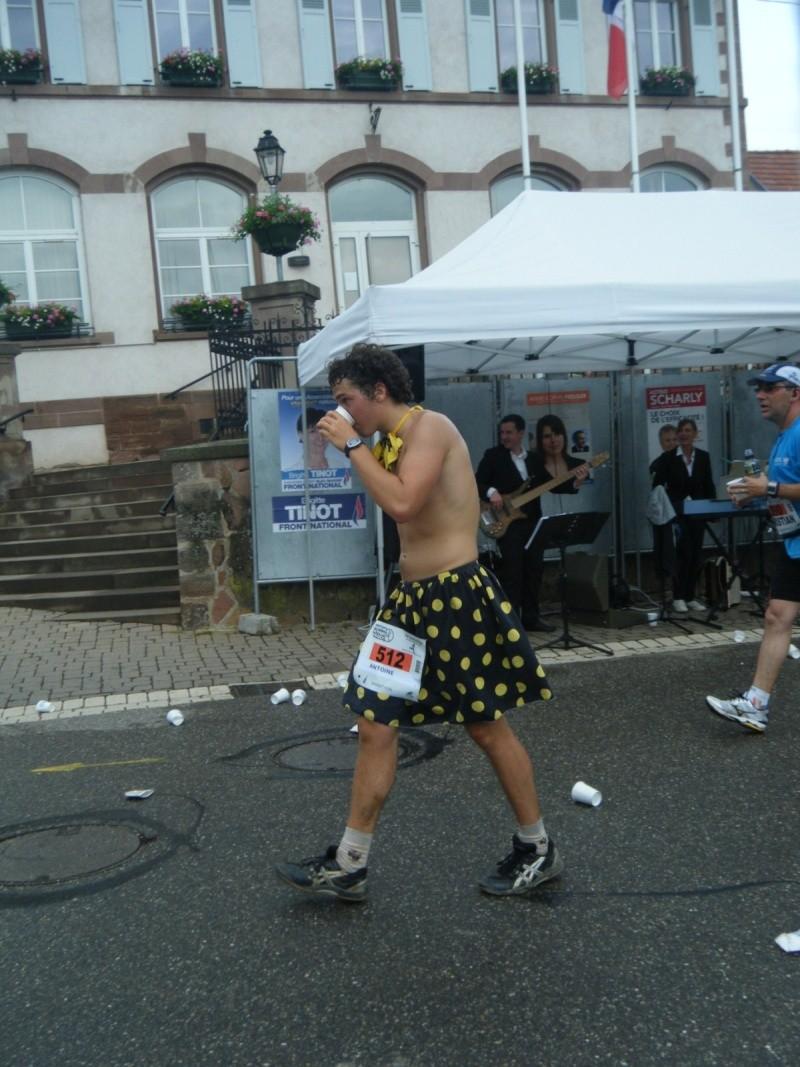 2 et 3 juin 2012 ,8ème édition du Marathon du Vignoble d'Alsace Marath29