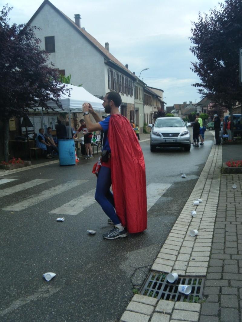2 et 3 juin 2012 ,8ème édition du Marathon du Vignoble d'Alsace Marath32