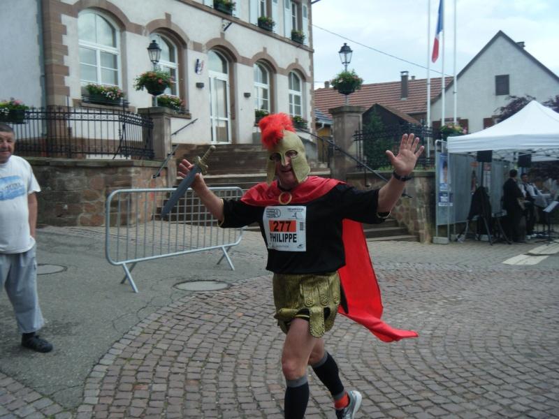 2 et 3 juin 2012 ,8ème édition du Marathon du Vignoble d'Alsace Marath36
