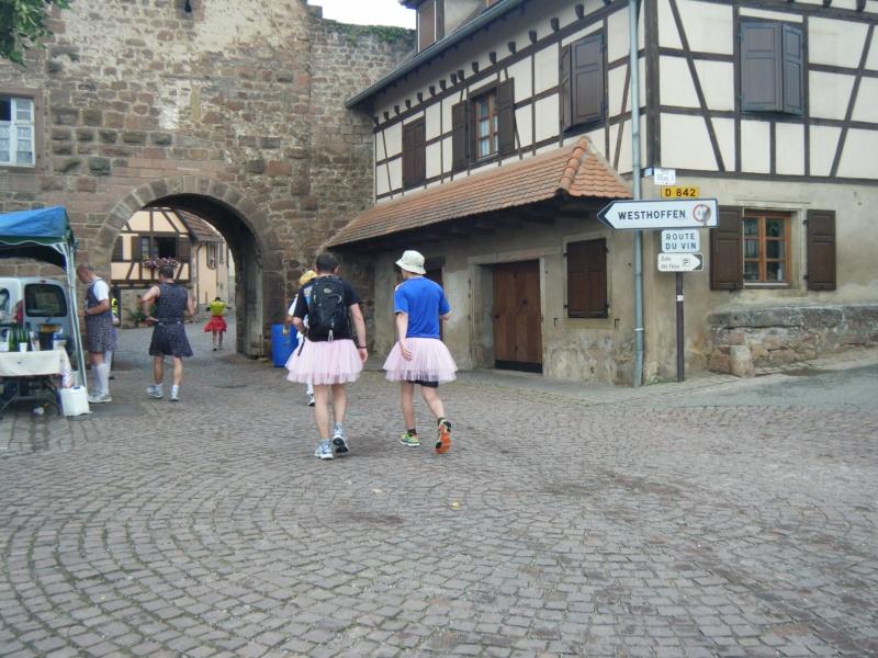 2 et 3 juin 2012 ,8ème édition du Marathon du Vignoble d'Alsace Marath39