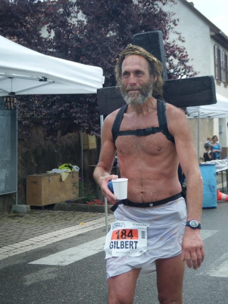 2 et 3 juin 2012 ,8ème édition du Marathon du Vignoble d'Alsace Marath40