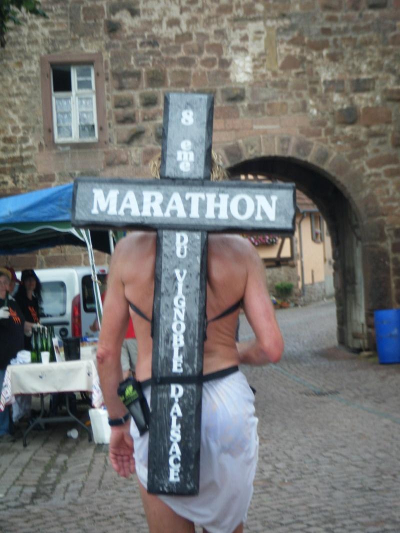 2 et 3 juin 2012 ,8ème édition du Marathon du Vignoble d'Alsace Marath41