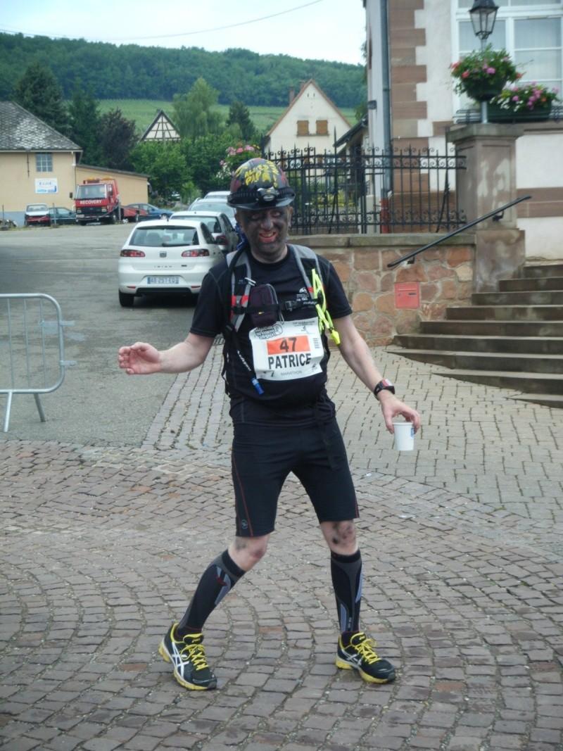 2 et 3 juin 2012 ,8ème édition du Marathon du Vignoble d'Alsace Marath42