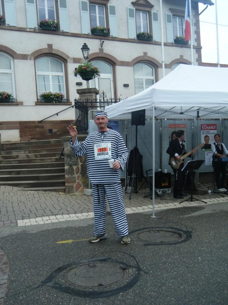 2 et 3 juin 2012 ,8ème édition du Marathon du Vignoble d'Alsace Marath43