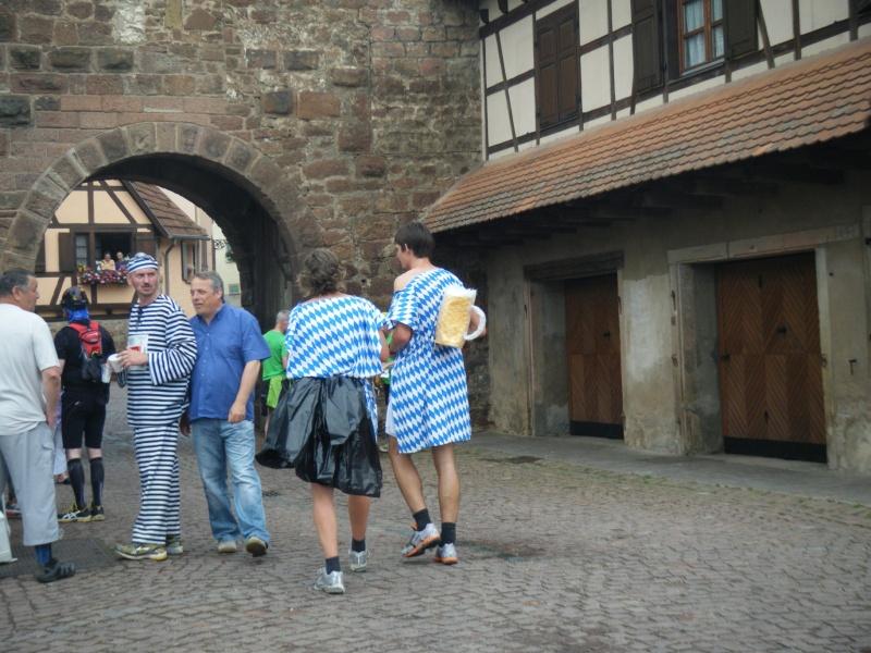 2 et 3 juin 2012 ,8ème édition du Marathon du Vignoble d'Alsace Marath47