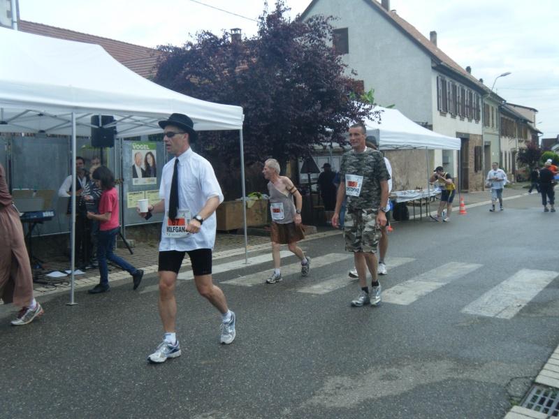 2 et 3 juin 2012 ,8ème édition du Marathon du Vignoble d'Alsace Marath48