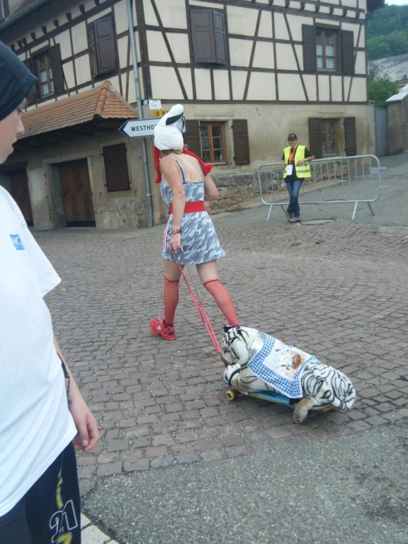 2 et 3 juin 2012 ,8ème édition du Marathon du Vignoble d'Alsace Marath49