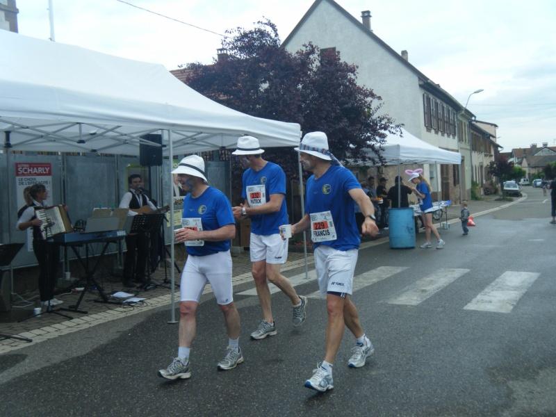 2 et 3 juin 2012 ,8ème édition du Marathon du Vignoble d'Alsace Marath50