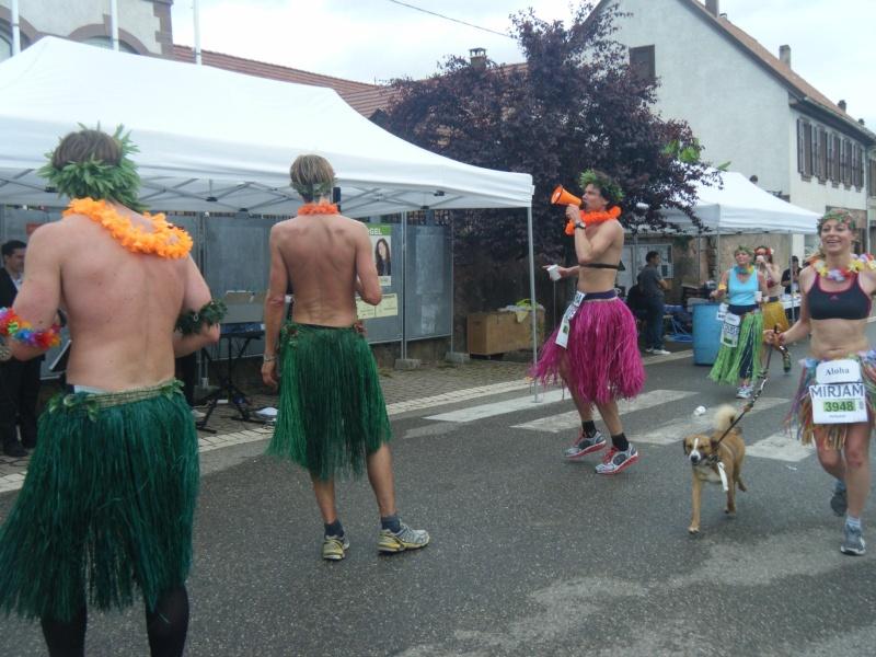 2 et 3 juin 2012 ,8ème édition du Marathon du Vignoble d'Alsace Marath52