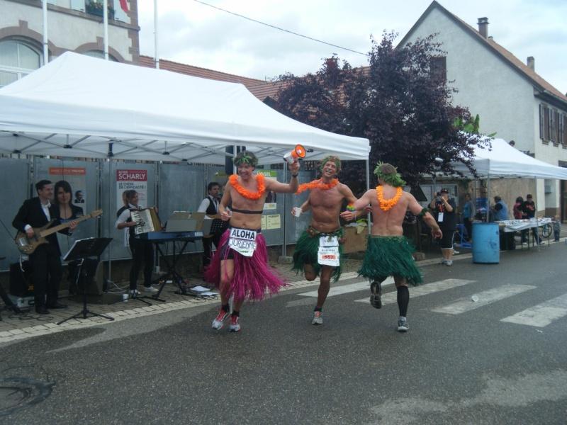 2 et 3 juin 2012 ,8ème édition du Marathon du Vignoble d'Alsace Marath54