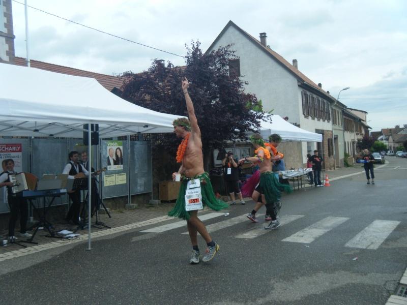 2 et 3 juin 2012 ,8ème édition du Marathon du Vignoble d'Alsace Marath55