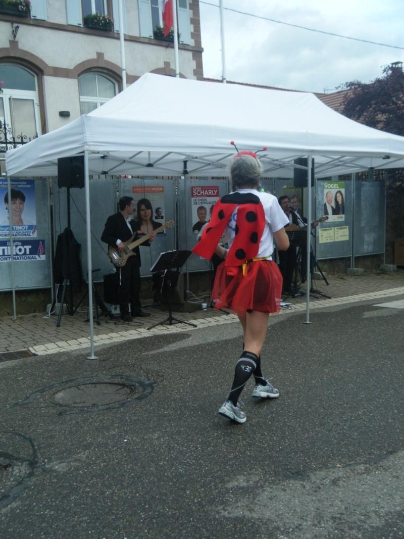 2 et 3 juin 2012 ,8ème édition du Marathon du Vignoble d'Alsace Marath56
