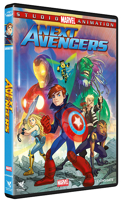 [Marvel] Next Avengers (2008) 35123913