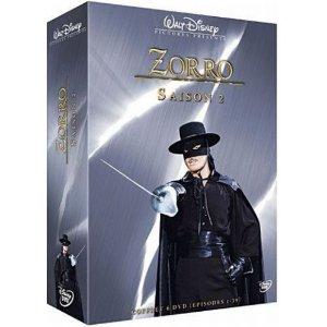 [DVD] Zorro : l'intégrale (9 Novembre 2011) [TOPIC UNIQUE ZORRO] 51677t10
