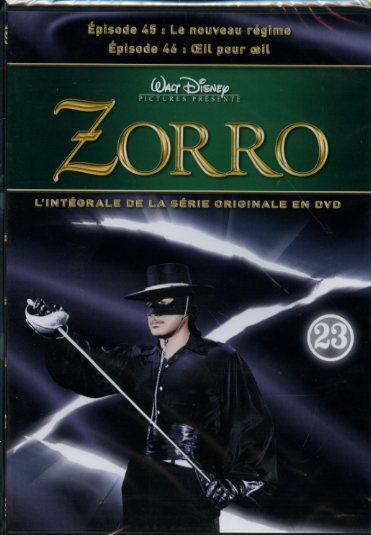 [DVD] Zorro : l'intégrale (9 Novembre 2011) [TOPIC UNIQUE ZORRO] M7388-10