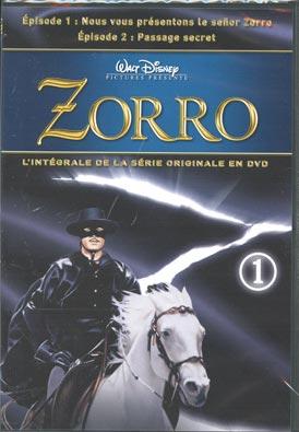[DVD] Zorro : l'intégrale (9 Novembre 2011) [TOPIC UNIQUE ZORRO] M7388-11