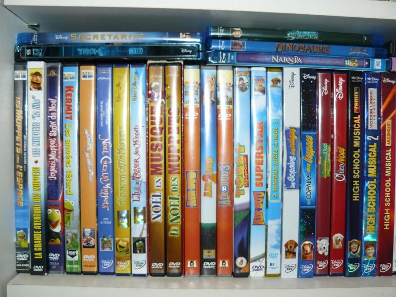 [Photos] Postez les photos de votre collection de DVD et Blu-ray Disney ! - Page 4 P10310