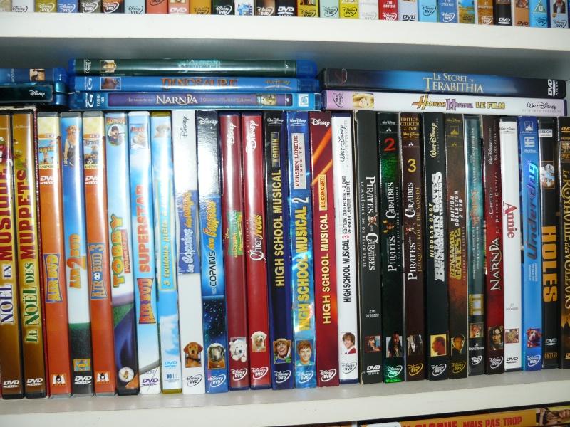 [Photos] Postez les photos de votre collection de DVD et Blu-ray Disney ! - Page 4 P10410