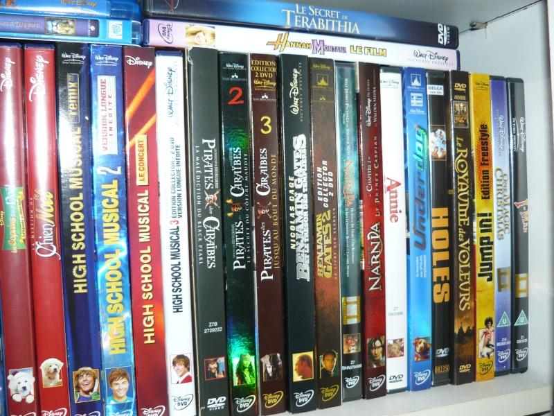 [Photos] Postez les photos de votre collection de DVD et Blu-ray Disney ! - Page 4 P10510
