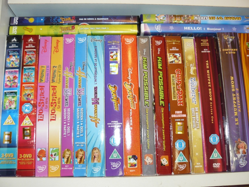 [Photos] Postez les photos de votre collection de DVD et Blu-ray Disney ! - Page 4 P10610