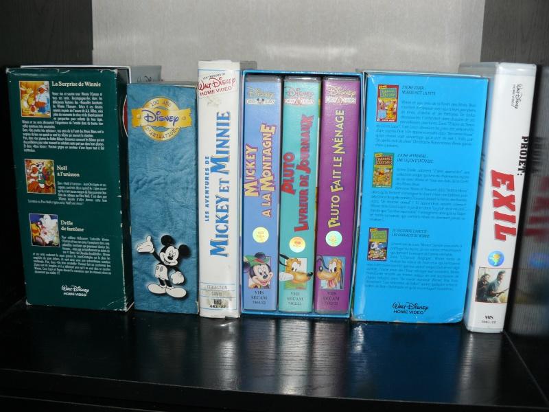 [Photos] Postez les photos de votre collection de DVD et Blu-ray Disney ! - Page 4 P1070610