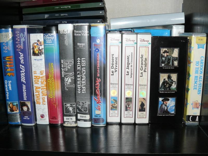 [Photos] Postez les photos de votre collection de DVD et Blu-ray Disney ! - Page 4 P1070611