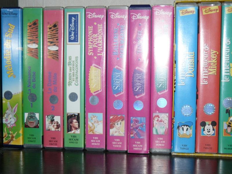 [Photos] Postez les photos de votre collection de DVD et Blu-ray Disney ! - Page 4 P1070612