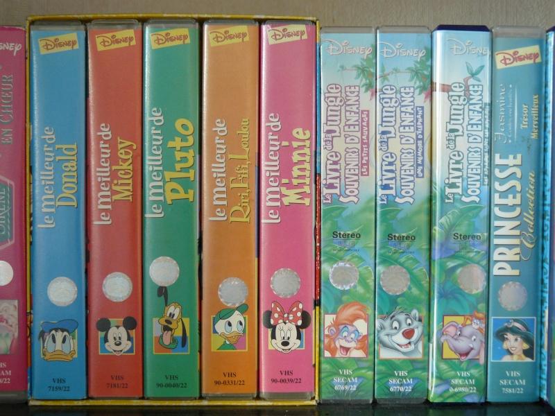 [Photos] Postez les photos de votre collection de DVD et Blu-ray Disney ! - Page 4 P1070613