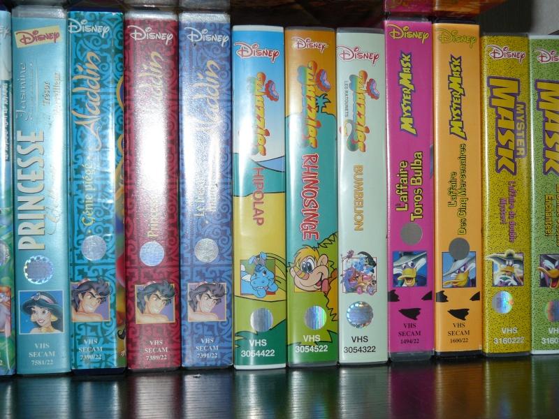 [Photos] Postez les photos de votre collection de DVD et Blu-ray Disney ! - Page 4 P1070615
