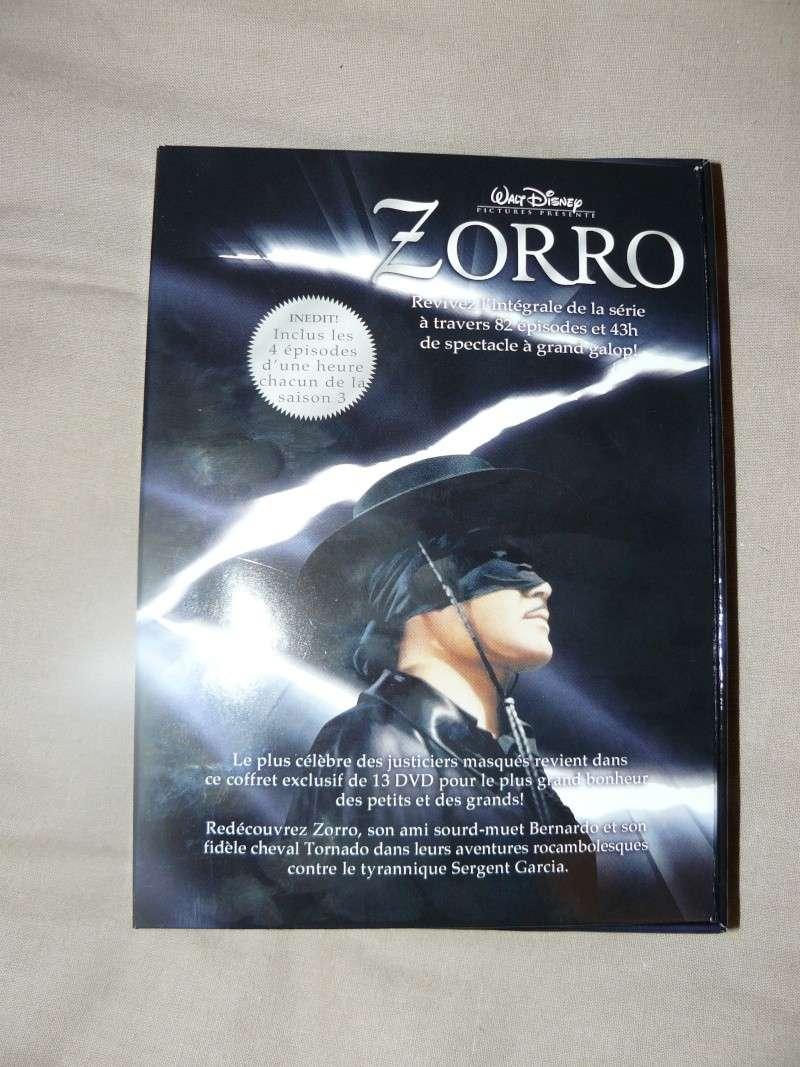 [DVD] Zorro : l'intégrale (9 Novembre 2011) [TOPIC UNIQUE ZORRO] P1070617