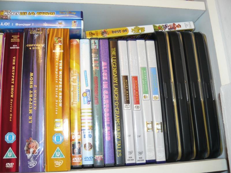 [Photos] Postez les photos de votre collection de DVD et Blu-ray Disney ! - Page 4 P10710