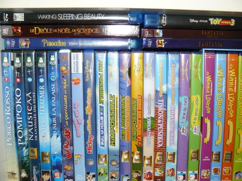 [Photos] Postez les photos de votre collection de DVD et Blu-ray Disney ! - Page 4 P10810
