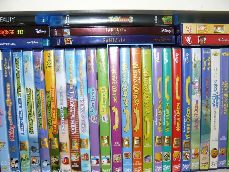 [Photos] Postez les photos de votre collection de DVD et Blu-ray Disney ! - Page 4 P10910