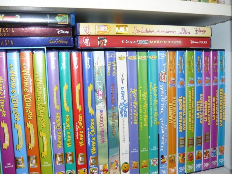 [Photos] Postez les photos de votre collection de DVD et Blu-ray Disney ! - Page 4 P11010