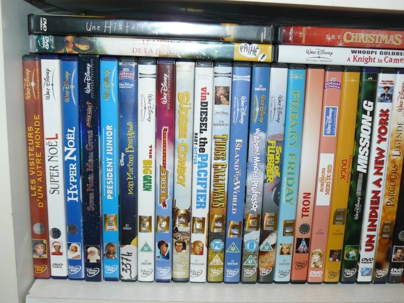 [Photos] Postez les photos de votre collection de DVD et Blu-ray Disney ! - Page 4 P11410