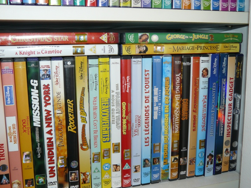 [Photos] Postez les photos de votre collection de DVD et Blu-ray Disney ! - Page 4 P11610