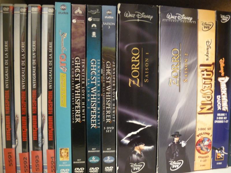[Photos] Postez les photos de votre collection de DVD et Blu-ray Disney ! - Page 4 P4010