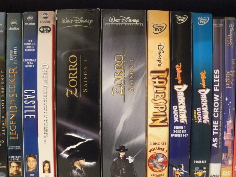 [Photos] Postez les photos de votre collection de DVD et Blu-ray Disney ! - Page 4 P4110