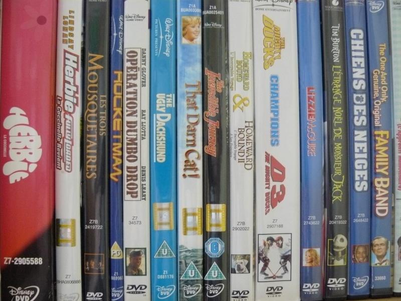 [Photos] Postez les photos de votre collection de DVD et Blu-ray Disney ! - Page 4 P6010