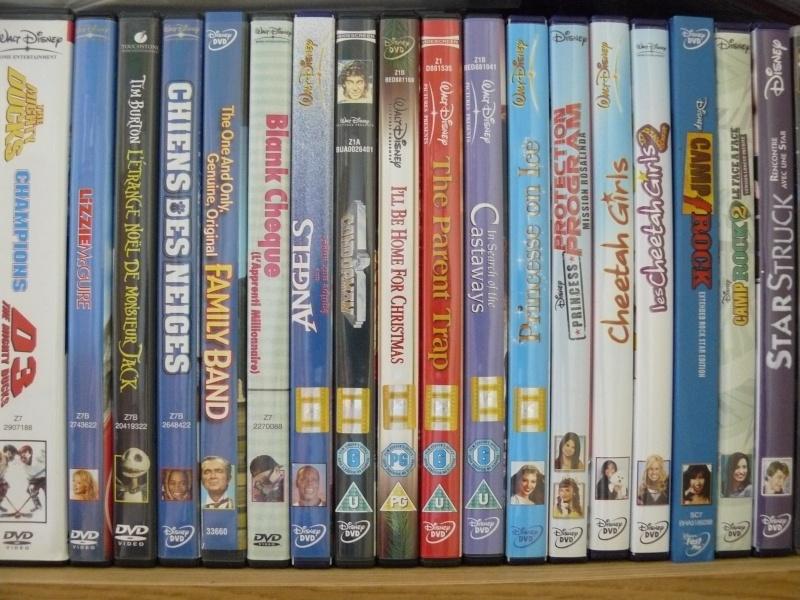 [Photos] Postez les photos de votre collection de DVD et Blu-ray Disney ! - Page 4 P6110